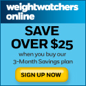 weight watchers save over 25