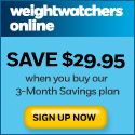 weight watchers save $29.95